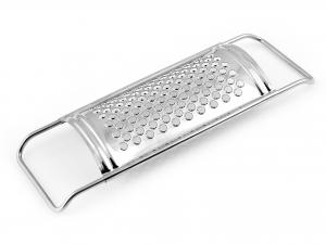 BIANCHI Grattugia inox universale maxi cm37 utensile da cucina