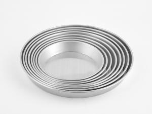 HABI Stampo Alluminio Crostata Capres Cm 30 Pasticceria