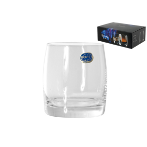 BOHEMIA 6 bicchieri ideal dof basso cl29 Arredo tavola