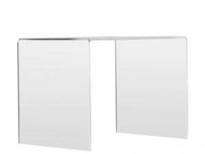 MANFREDINI Tavolino plexiglass mm 25x20x20h