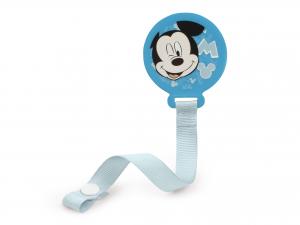 LULABI Set 6 Aggancia Succhietto Disney Mickey 3 linea bimbo
