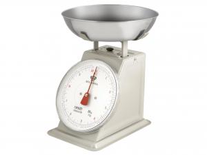 ROYAL NORFOLK Bilancia Cucina Meccanica in acciao Inox Kg10-spr