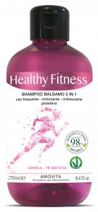 AMOVITA Shampoo Sport 2 1 Uso 0,5 m Per la Cura Dei Capelli 250 ml