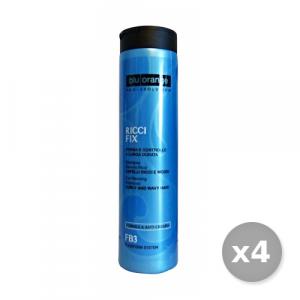 Set 4 BLU ORANGE Ravviva Ricci Shampoo 200 ml Prodotti Per capelli