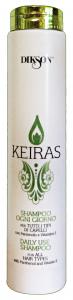 DIKSON Keiras shampo ogni giorno 250 ml articolo per capelli