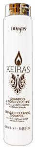DIKSON Keiras shampo seboregolatore 250 ml articolo per capelli