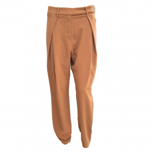 Pantalone cammello Nero Giardini