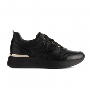 Sneaker nera Nero Giardini
