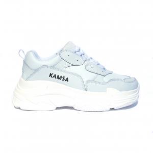 Chunky sneaker bianca Kamsa