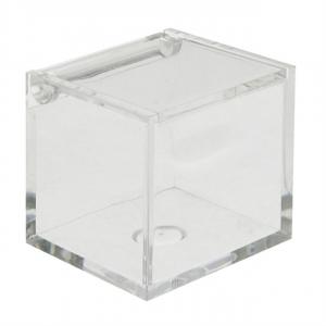 Cubo in Plexiglass cm.8x8x8h