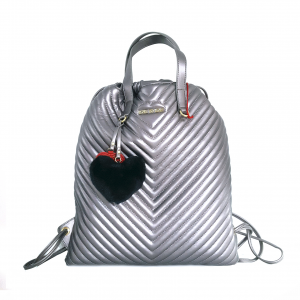 Zaino/Borsa a mano metal Love To Love