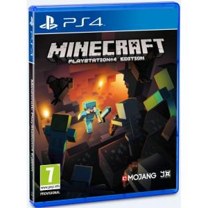 Sony Minecraft, PS4, IT PlayStation 4 ITA videogioco