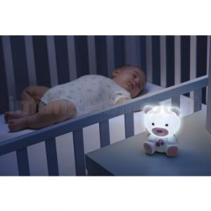 Luce notturna orsetto Rosa adatto ai bambini da 0m Chicco