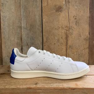 Scarpa Adidas Stan Smith Recon Bianca e Blu
