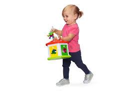 Gioco incastri Animal Cottage per bambini da 1 a/ 4 a  Chicco