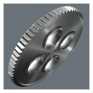 Wera Zyklop metal ratchet 1/4 drive