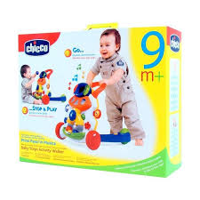 Primi passi musicale Baby Steps activity walker dai 9 m /24 m Chicco