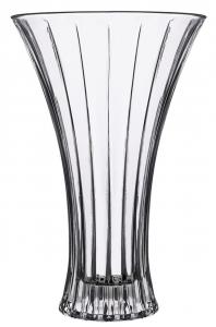Vaso in Cristallo stile Timeless Rcr cm.30h diam.19,7