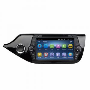 ANDROID 9.0 autoradio 2 DIN navigatore per Kia Ceed/Cee'd 2012-2016 GPS DVD USB SD WI-FI Bluetooth Mirrorlink