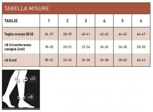 GAMBALETTO UOMO ANTI-ODORE IN Q-SKIN- METROPOLITAN LITE 18/21 mmHg - BY RO+TEN