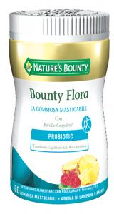 BOUNTY FLORA - LA GOMMOSA MASTICABILE CON PROBIOTICI