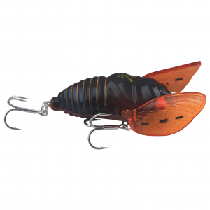 Savage Gear SG 3D cicada - 3.3cm - 3.5g  - Brown