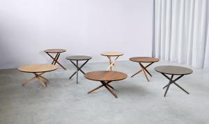 Tavolino Pico Wood