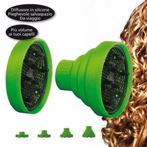 Macom 210 asciuga capelli Colori assortiti