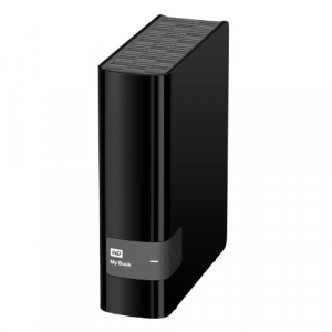 Western Digital My Book disco rigido esterno 2000 GB Nero