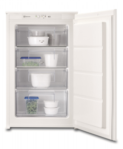 Electrolux EUN1000AOW congelatore Incorporato Verticale Bianco 98 L A+
