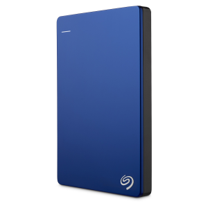 Seagate Backup Plus Slim Portable 2TB disco rigido esterno 2000 GB Blu