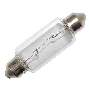 LAMPADA A SILURO D.15X44  12V 15W C10 20.1221/9