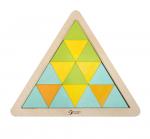 Mosaico triangolare