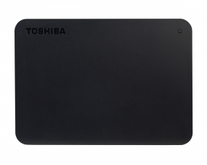 Toshiba Canvio Basics disco rigido esterno 1000 GB Nero