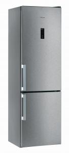 Whirlpool WTNF 92O MX H frigorifero con congelatore Libera installazione Acciaio inossidabile 368 L A++