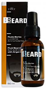 BBEARD Fluido Barba Lucidante Ammorbidente 50 ml Prodotti Per Barba