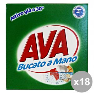 Set 16 AVA Bucato 380 gr Detergenti Casa