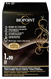 BIOPOINT Orovivo 1.00 Nero Prodotti Per capelli