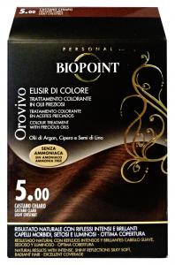 BIOPOINT Orovivo 5.00 Castano Chiaro Prodotti Per capelli