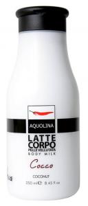 AQUOLINA Latte Corpo Cocco Cura della pelle 250 ml