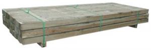 Listello Legno Impregnato Cm 3,5X10X300 Taglio 45° Giardinaggio Arredo Giardino