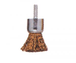 Spazzola A Pennello Filo Acciaio P30 Mm 35 - G.Mm 6 Utensileria Manuale