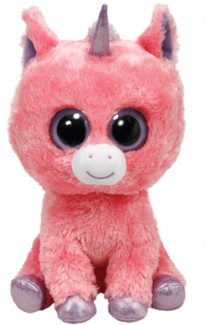 TY Beanie Boos 15Cm Magic Animale Peluches Giocattolo 124