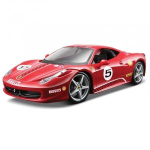 BBURAGO 458 Challenge 1/24 Auto Modellismo Giocattolo 739