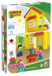 ANDRONI Casa Unicoplus 08515 2 Costruzioni Gioco Bambino Bambina Giocattolo 316