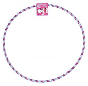 ANDRONI Cerchio Ginnico Hula Hoop Hello Kitty Diametro 80 Cm Hula Hoop Gioco 504