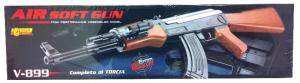 VILLA Fucile Mitragliat 899 Pistola Fucile A Pallini Gioco Maschio Bimbo Bambino 809