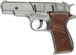 VILLA Pistola Panther Silver 1253 Pistola E Fucili Gioco Maschio Bimbo Bambino 342
