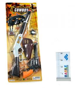 Blister Fucile Pistola Cowboy Pistola E Fucili Gioco Maschio Bimbo Bambino Gioca 179