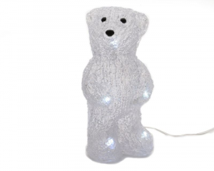 KAEMINGK Led Acrylic Bear Outd 492155 Luci E Decorazioni Luminose Natale Regalo 178